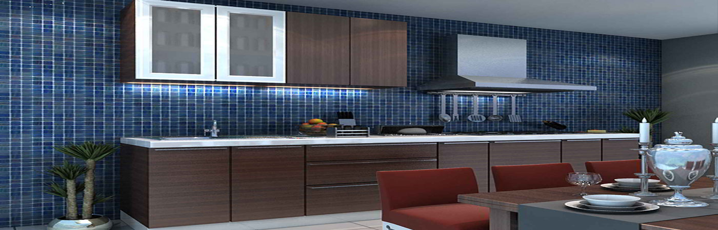 ... Modular Kitchen; Live A Luxury Life With Our Innovative Designs